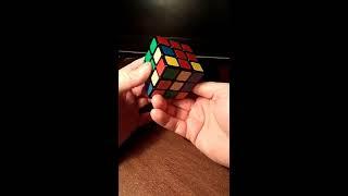 Как собрать кубик Рубика, без танцев с бубном