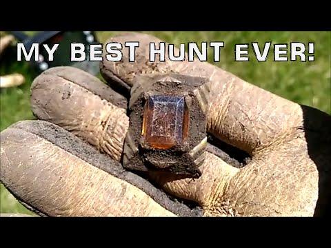 Metal Detecting Iowa - My Best Hunt Ever!