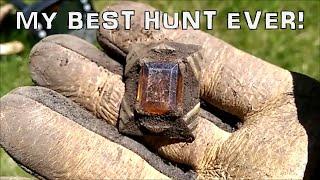Metal Detecting Iowa  My Best Hunt Ever!
