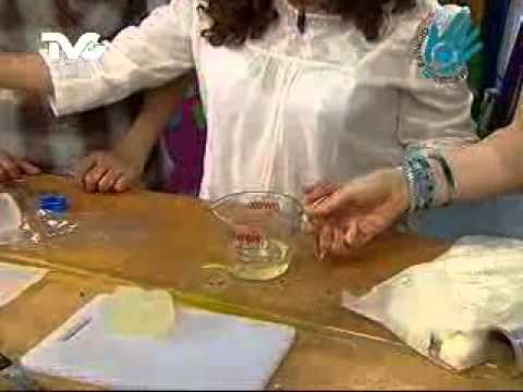 Puede hacer con liquida pura se glicerina jabon