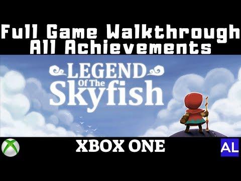 Legend Of The Skyfish (Xbox One) Achievement Walkthrough