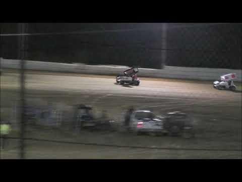 IMCA RaceSaver 305 Sprint Car Heat #1 from Moler Raceway Park, June 7th, 2019