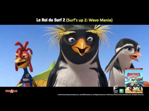 Le Roi du Surf 2 (Surf's up 2: Wave Mania) - Bande Annonce VO streaming vf