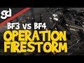BF3 Vs BF4 Operation Firestorm Comparison Second Assault mp3