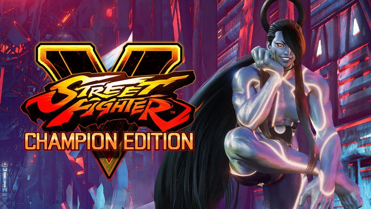 Street Fighter V Champion Edition Seth Gameplay Trailer Youtube