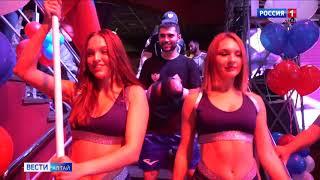 В Барнауле подвели итоги Кубка главы города  по профессиональному боксу