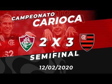 Fluminense x Flamengo Ao Vivo - Maracanã