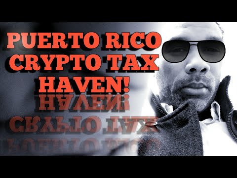 Crypto Tax Haven:  Puerto Rico Is Very Promising!    Investment Matrix