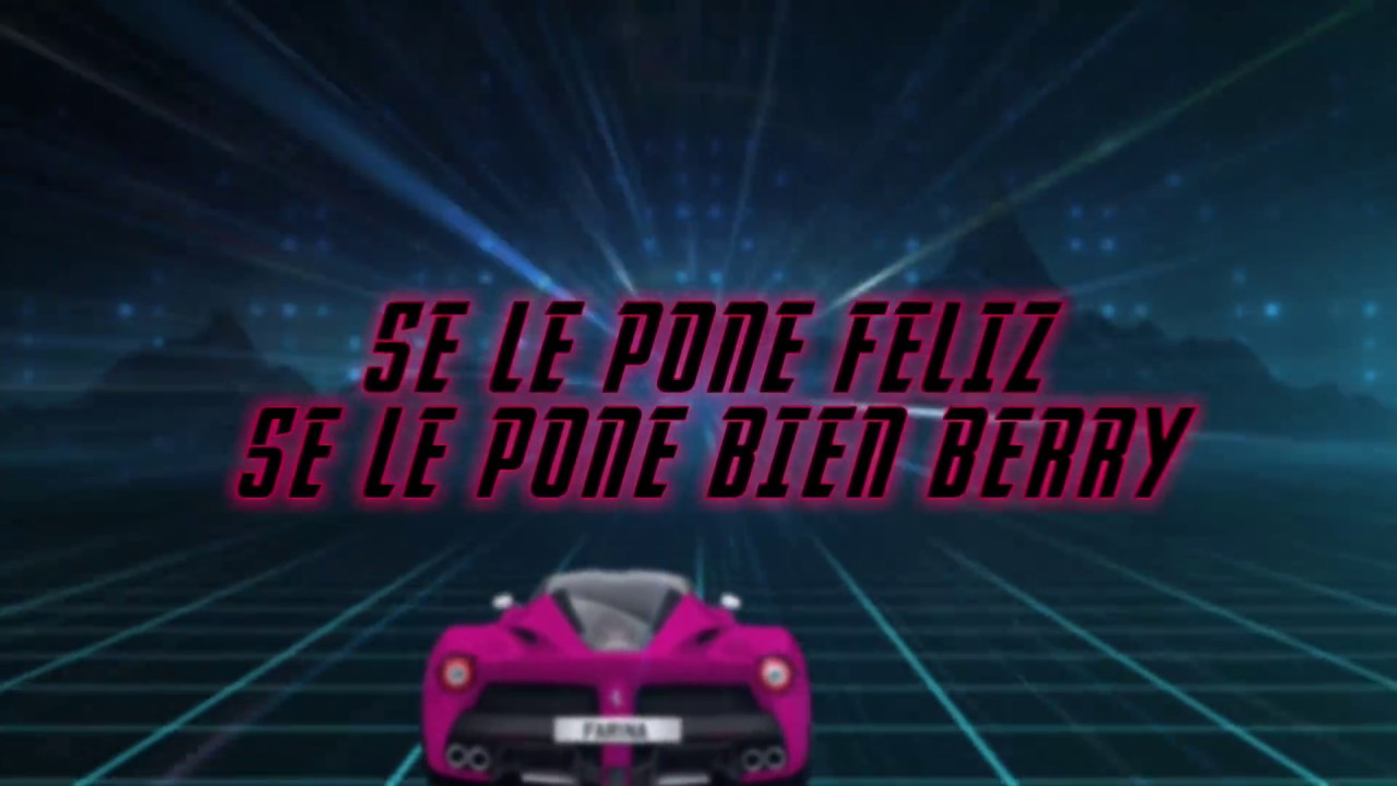 Lary Over X Farruko X Farina X Quimico Ultra Mega - Carbon Sport [Official Lyric Video]