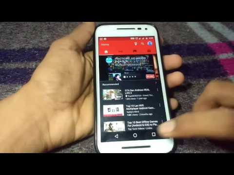 How to make live stream in YouTube in any Android phone