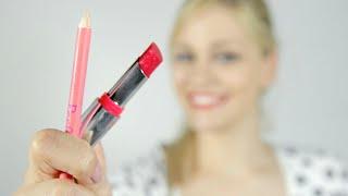 Come ridefinire le labbra? Matita o rossetto?