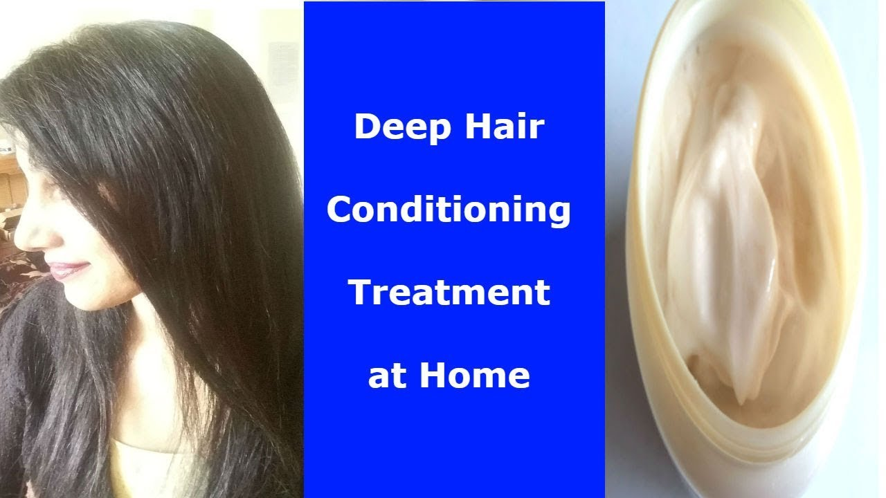 Deep Hair Conditioning Treatment At Home Coconut Whipped Cream