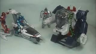 1988年放送のアニメ「超音戦士ボーグマン」より、3種の玩具を紹介します。 セガより発売。 ・バトルフィギュアシリーズ(当時定価各2,40...