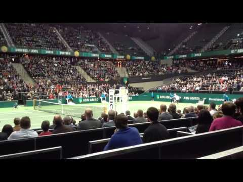 Abn Amro World Tennis Tournament 14-2-2014