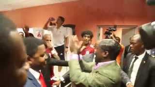 GUINEA ECUATORIAL  2-0  GABON