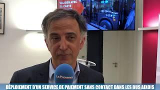 Carte bancaire, smartphone, montre connectée… le paiement sans contact arrive dans les bus aixois