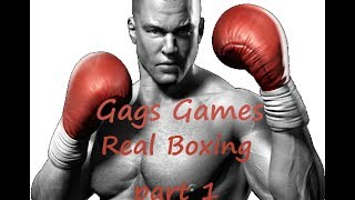 Real Boxing - New Gameplay |2014| PC/HD [GG]