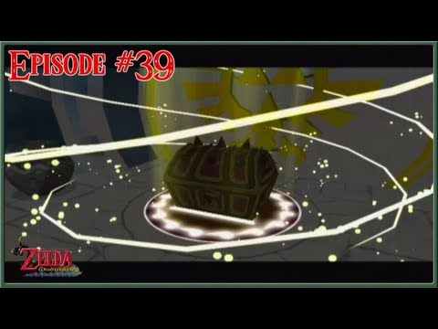 The Legend of Zelda: Wind Waker - The Triforce Charts - Episode 39