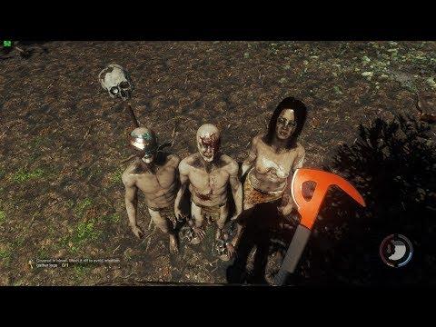 The Forest #6 - Canibalul cu Sistem VR / Cimitirul de canibali