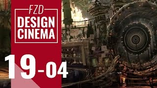 Design Cinema – EP 19 - Portfolio Prep Part 04