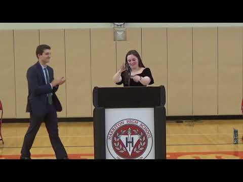 HSC 2018 Officer Candidates General Election Speeches