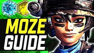 Borderlands 3 | Moze Guide -  Playstyles, Talents, Abilities, Builds & More (For Beginners)