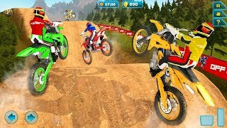 Off road Real Bike Racing Games 3D #Android GamePlay FHD #Bike Games To Play #Racing Games