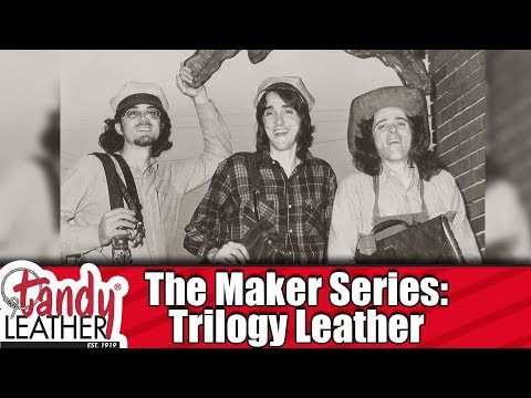 Maker Series: Trilogy Leather
