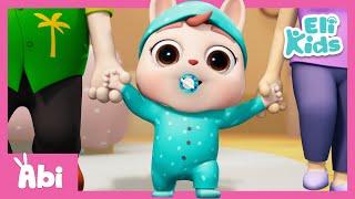 Baby's First Steps +More | Eli Kids Educational Songs & Nursery Rhymes