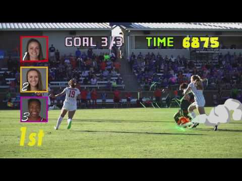 Auburn Soccer Replay: What a Goal!