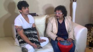 Sonu Nigam and Bickram Ghosh rendering live one of the song from the album The Music Room