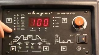 Сварог TECH TIG 200 DSP E104