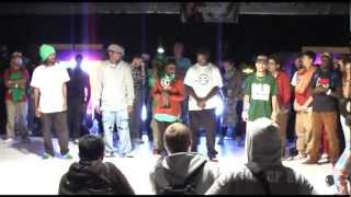 SDK 2012 - HIP HOP MALE - FINAL - ICEE (FRANCE) vs. MAJID (GERMANY)