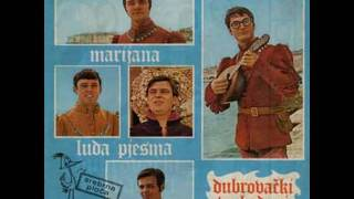 """Dubrovački Trubaduri-""""Oprosti Dušo""""-1974"""