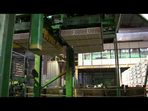 Производство Волжского кирпича керамического - часть 5ая