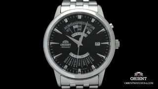 Orient Multi-Calendar Automatic Mechanical Men's Watch