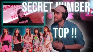 FIRST TIME LISTENING TO SECRET NUMBER(시크릿넘버) _ Who Dis? [MV]