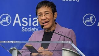 Maria Ressa: 'More Than Ever the World Needs Independent Journalism'