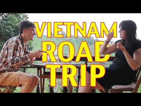 Vietnam Road Trip: Driving to Dalat
