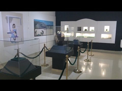 Soli Exhibition at the Morphou Museum in Cyprus