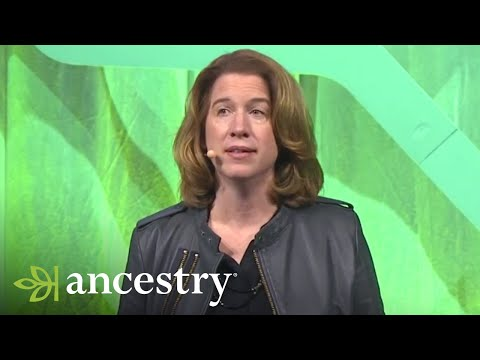 RootsTech 2019 Address From Ancestry CEO Margo Georgiadis