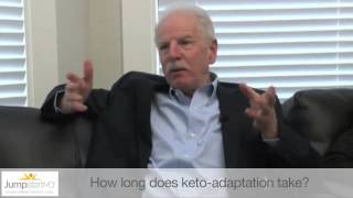 How Long Does Keto-adaptation Take?