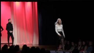 Silhouettes Fashion Show 2014  Michelle Schlung