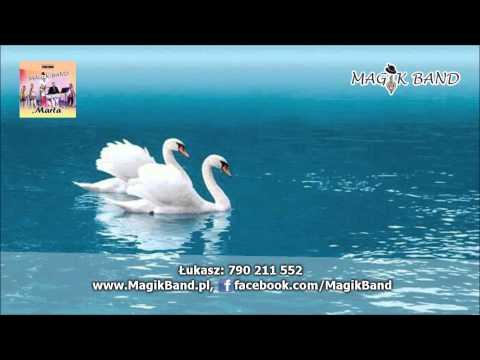 Magik Band - Białe łabędzie 2015 (Lyrics)
