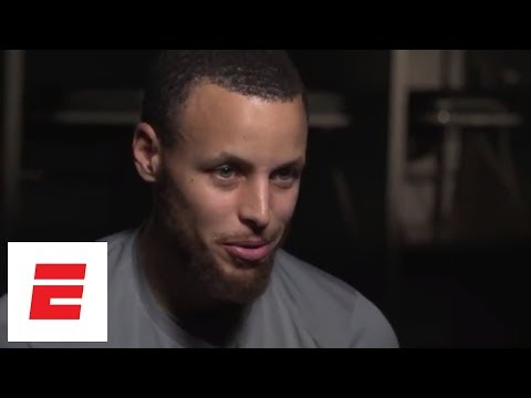 Full  Rachel Nichols sits down with Stephen Curry ahead of 2018 NBA Finals  ESPN