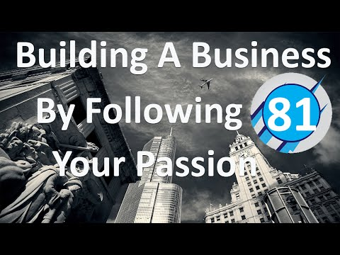 81: Building A Business By Following Your Passion (Jerry Catalano)