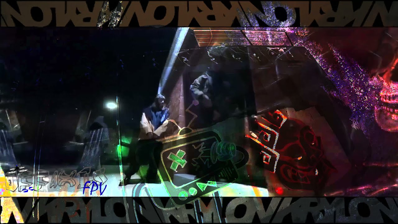 Terror Reid - Krylon FPV Tribute Music Video фото