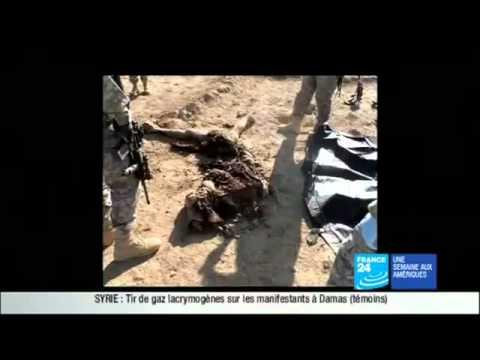 Afghanistan - Jeu de massacre gratuit de civils (enfants compris)