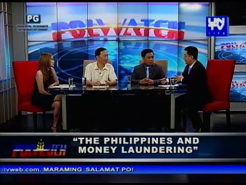 UNTV Life: PolWatch - Money laundering in the Philippines