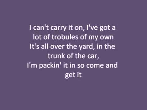 "Miranda Lambert ""Baggage Claim"" lyrics"